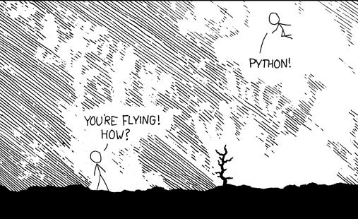 FlywithPython